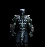 Mortal kombat x pc reptile render 4 by wyruzzah-d8qyvvl
