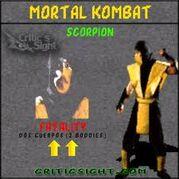 Scorpion mk1