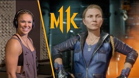 Mortal Kombat 11 – Official Sonya Blade Reveal Trailer