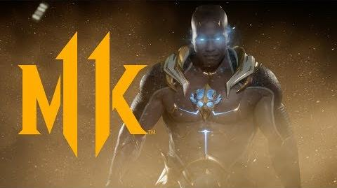 Mortal Kombat 11 – Official Geras Reveal Trailer-0