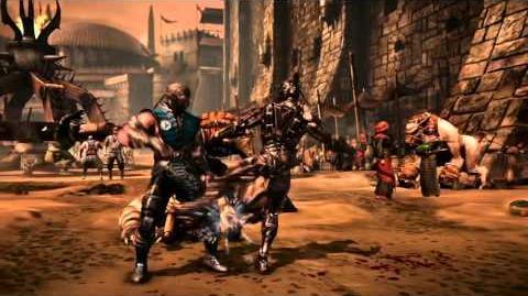 Mortal Kombat X - Kombat Pack 2 Gameplay Trailer-0