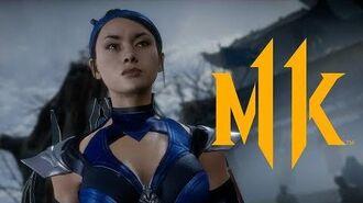 Mortal Kombat 11 - Official Kitana Reveal Trailer
