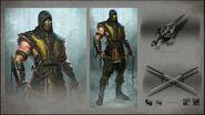 Mortal Kombat X Scorpion 2