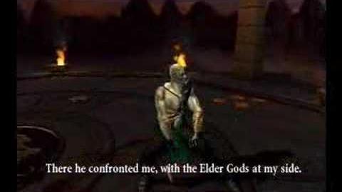 Mortal Kombat Armageddon Quan Chi Ending