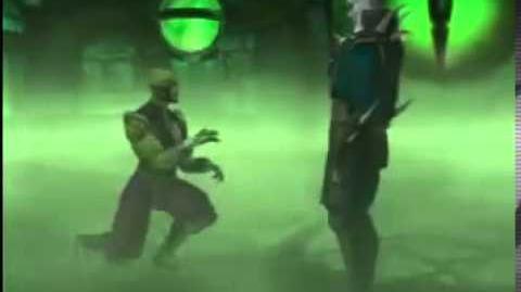 Mortal Kombat 4 ps1 all endings + save game