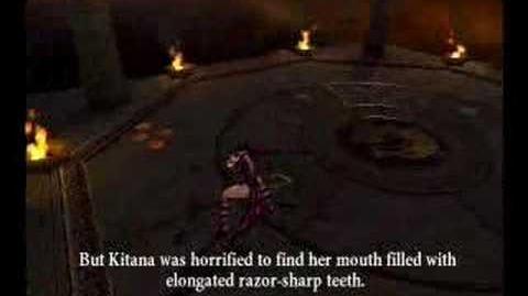 Mortal Kombat Armageddon Mileena Ending