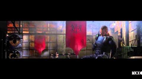 Mortal Kombat X Black Dragon