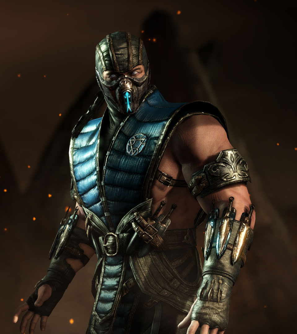 sub zero mkx mortal kombat fandom powered by wikia. Black Bedroom Furniture Sets. Home Design Ideas