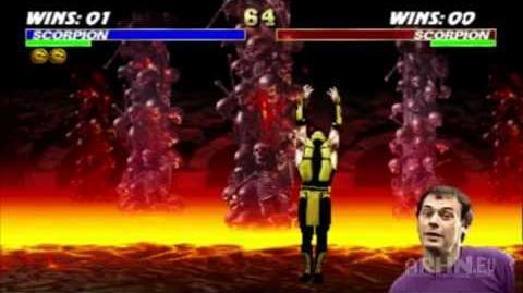 Mortal Kombat... w pigułce - Część 3