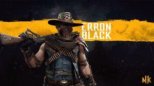 Erron Black Mk11