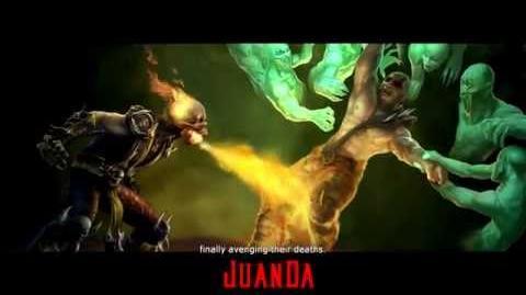 01 Scorpion Ending MKKE Pc (HD 1080p)