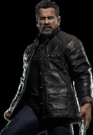 Terminator mk11 render