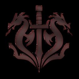 Black Dragon Logo PNG