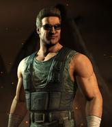 Johnny Cage Commando