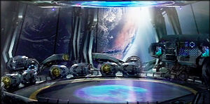 Arenas unspacestation