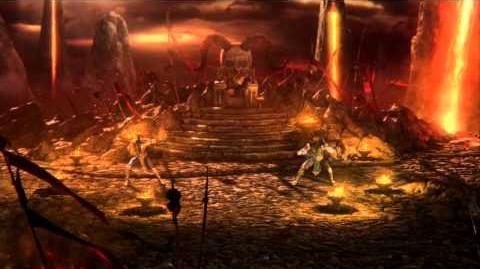 Mortal Kombat - Kratos reveal (extended)