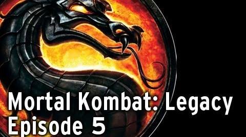 Mortal Kombat Legacy - Mortal Kombat Legacy - Ep