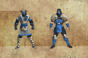 Lin kuei warriors