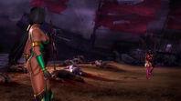 Jade vs Mileena