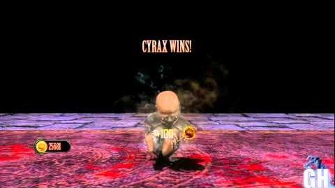 ▶ Mortal Kombat 9 Smoke Babality - Part 1 HD