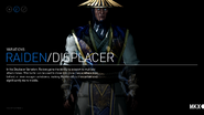 MKX Raiden Displacer