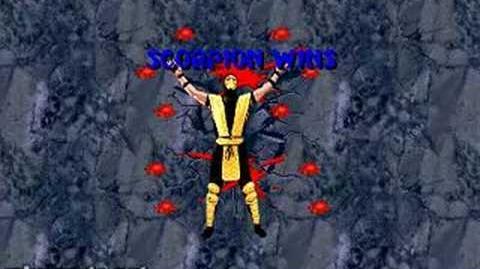 Mortal Kombat II - Stage Fatality - Pit 2