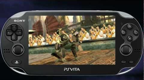 Mortal Kombat (PS Vita) Launch trailer
