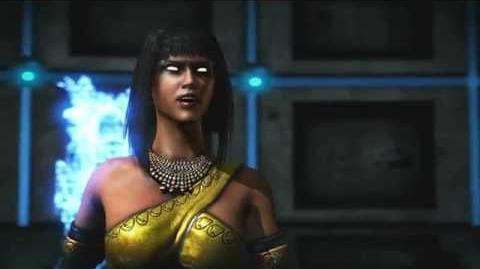 Mortal Kombat X Tanya Official Trailer-0