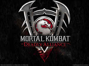 Mortal kombat deadly alli