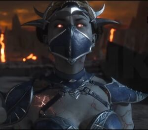 Kitana Imperatriz dos Mortos