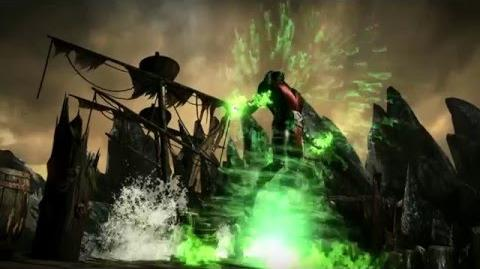 Krimson Ermac - Mortal Kombat X