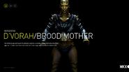 MKX Dvorah Brood Mother