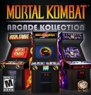 Mortal Kombat Arcade Kollection o