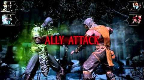 Mortal Kombat X Gameplay Preview on Android