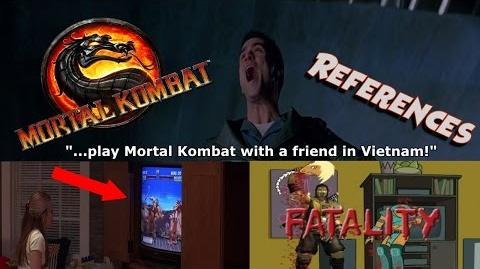 """""""Mortal Kombat"""" References in Film and Television"""