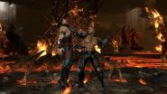 Mortal Kombat Komplete Edition-Jax vs Kung Lao