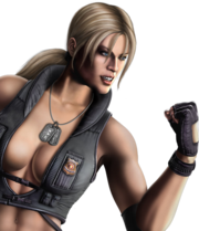 Vs Sonya Blade (MK9)