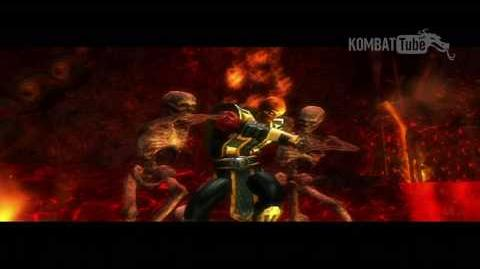 MK SM Story Fatality Scorpion Part II 2