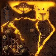 Карта Преисподней