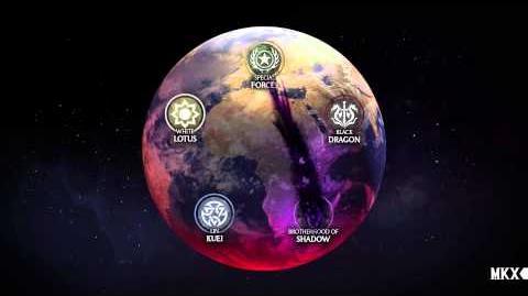 Mortal Kombat X Factions Introduction