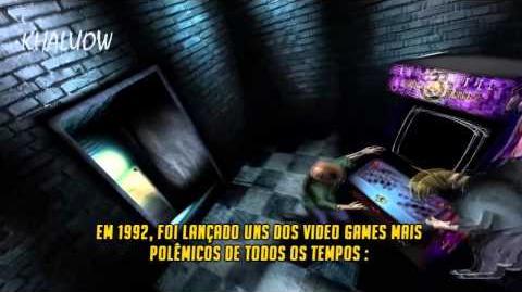 Mortal Kombat Arcade Kollection Trailer - Legendado