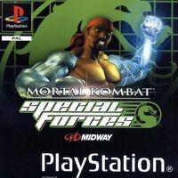 Mortal Kombat Special Forces Pal