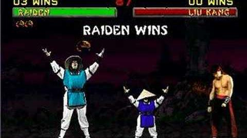 KIDD THUNDER! (RAIDENS SUCCESSOR)