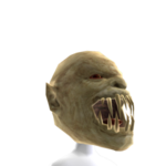 Baraka mask