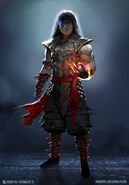 Mortal Kombat X MKX Concept Art MN Revenants 06