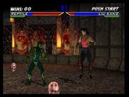 Reptile vs Liu Kang