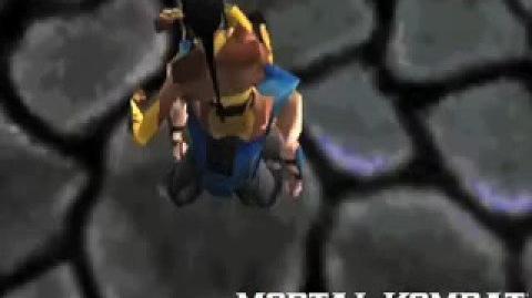 Mortal Kombat 4 Tanya Fatality N°2