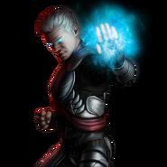 Mortal Kombat X IOS Render Kenshi