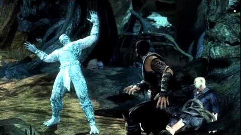 Mortal Kombat - Sub-Zero Vignette
