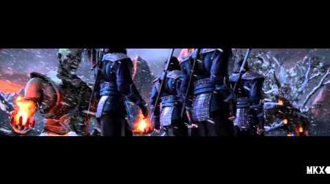 Mortal Kombat X Lin Kuei